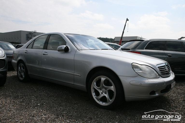 Mercedes-Benz S-Klasse S 400 CDI 42'000 km CHF24'800 - acheter sur carforyou.ch - 1