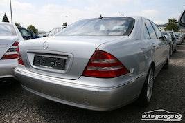 Mercedes-Benz S-Klasse S 400 CDI 42'000 km CHF24'800 - acheter sur carforyou.ch - 2