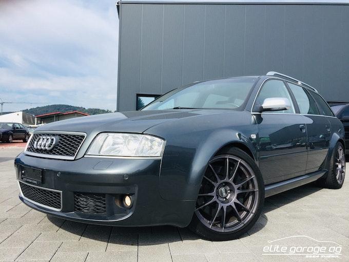 Audi S6 / RS6 RS6 Avant quattro 80'000 km CHF32'800 - kaufen auf carforyou.ch - 1