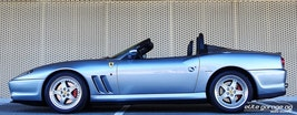 Ferrari 550 F550 BARCHETTA 27'100 km 478'000 CHF - buy on carforyou.ch - 3