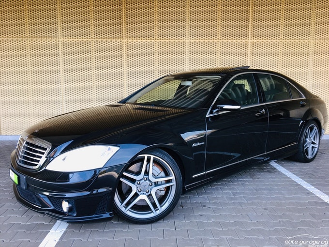 Mercedes-Benz S-Klasse S 63 AMG L 7G-Tronic 46'000 km CHF49'800 - acheter sur carforyou.ch - 1