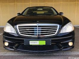 Mercedes-Benz S-Klasse S 63 AMG L 7G-Tronic 46'000 km CHF49'800 - acheter sur carforyou.ch - 2