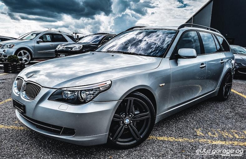 BMW 5er 550i Touring 72'000 km CHF19'800 - buy on carforyou.ch - 1