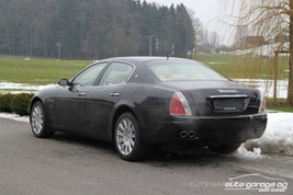 Maserati Quattroporte 4.2 33'500 km CHF27'800 - acquistare su carforyou.ch - 2