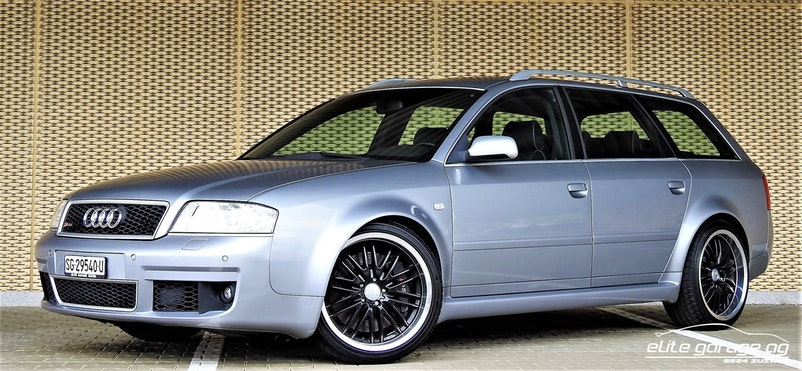Audi S6 / RS6 RS6 Avant quattro 48'400 km CHF34'800 - kaufen auf carforyou.ch - 1