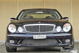 Mercedes-Benz E-Klasse E 55 AMG Avantgarde 55'000 km CHF34'800 - acquistare su carforyou.ch - 2