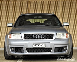 Audi S6 / RS6 RS6 Avant quattro 48'400 km CHF34'800 - kaufen auf carforyou.ch - 2
