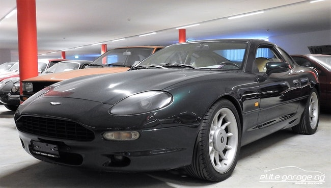Aston Martin DB7 DB7 97'200 km CHF36'800 - buy on carforyou.ch - 1