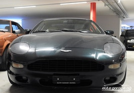 coupe Aston Martin DB7 DB7
