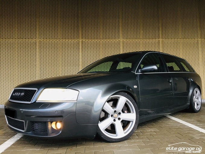 Audi S6 / RS6 RS6 Avant quattro 95'000 km CHF24'800 - acquistare su carforyou.ch - 1