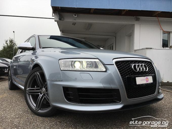 Audi S6 / RS6 RS6 Avant 5.0 V10 quattro 25'400 km CHF49'800 - acheter sur carforyou.ch - 1