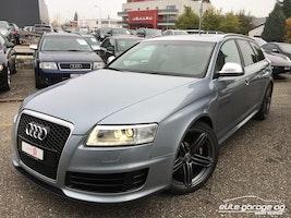 Audi S6 / RS6 RS6 Avant 5.0 V10 quattro 25'400 km CHF49'800 - acheter sur carforyou.ch - 3