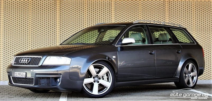 Audi S6 / RS6 RS6 Avant quattro 75'500 km CHF29'800 - kaufen auf carforyou.ch - 1