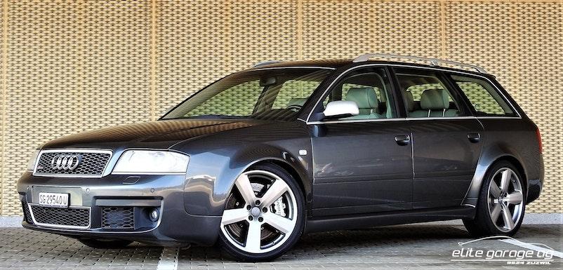 Audi RS6 Avant quattro 75'500 km CHF24'800 - acquistare su carforyou.ch - 1