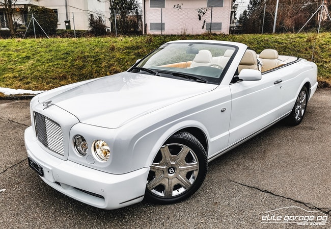 Bentley Continental - Azure Azure 44'000 km 124'800 CHF - buy on carforyou.ch - 1