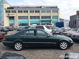 Mercedes-Benz S-Klasse S 500 32'000 km CHF12'800 - acheter sur carforyou.ch - 2