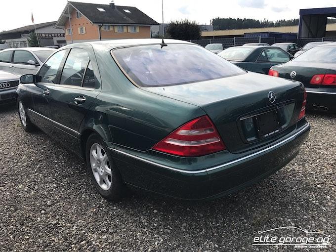 Mercedes-Benz S-Klasse S 500 32'000 km CHF12'800 - acheter sur carforyou.ch - 1