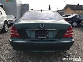 Mercedes-Benz S-Klasse S 500 32'000 km CHF12'800 - acheter sur carforyou.ch - 3