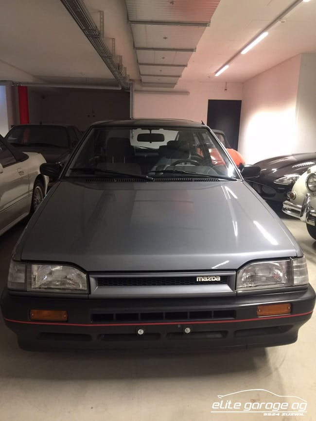 Mazda 323 1.6i GT Turbo 69'000 km CHF14'900 - buy on carforyou.ch - 1