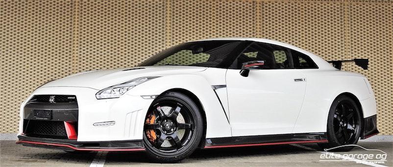 Nissan GT-R 3.8 V6 Biturbo Nismo 9'500 km CHF139'800 - acheter sur carforyou.ch - 1