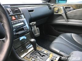 Mercedes-Benz E-Klasse E 55 AMG Avantgarde 47'400 km CHF19'800 - kaufen auf carforyou.ch - 2
