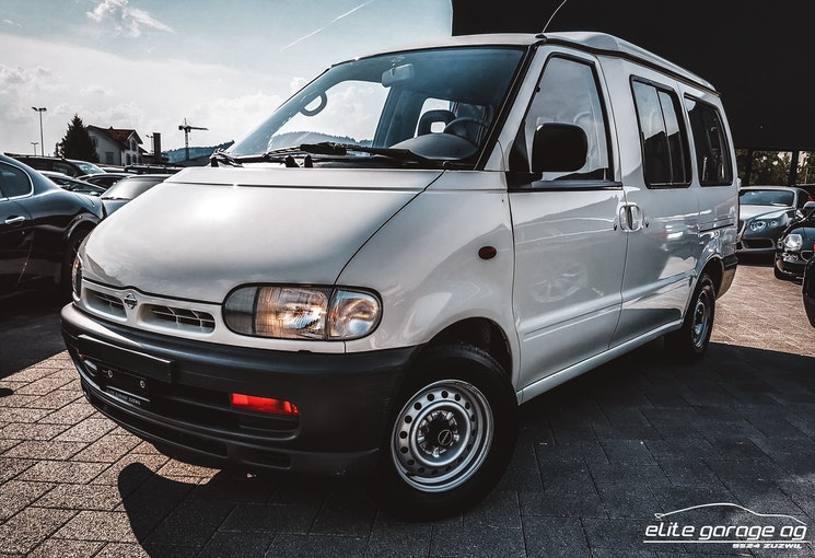Nissan Vanette 2.3D Cargo 62'000 km CHF14'800 - buy on carforyou.ch - 1