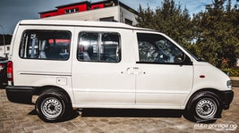 Nissan Vanette 2.3D Cargo 62'000 km CHF14'800 - buy on carforyou.ch - 3