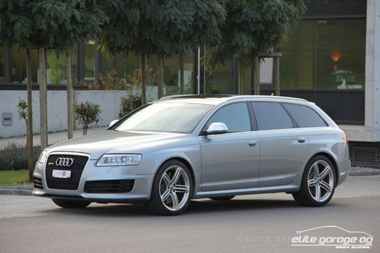 Audi S6 / RS6 RS6 Avant 5.0 V10 quattro 37'000 km CHF44'800 - acheter sur carforyou.ch - 1