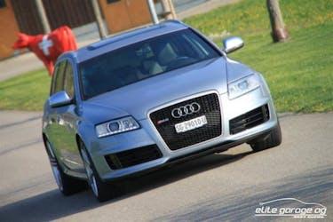 Audi S6 / RS6 RS6 Avant 5.0 V10 quattro 37'000 km CHF44'800 - acheter sur carforyou.ch - 2