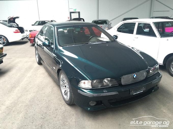BMW 5er M5 54'600 km CHF32'800 - acquistare su carforyou.ch - 1