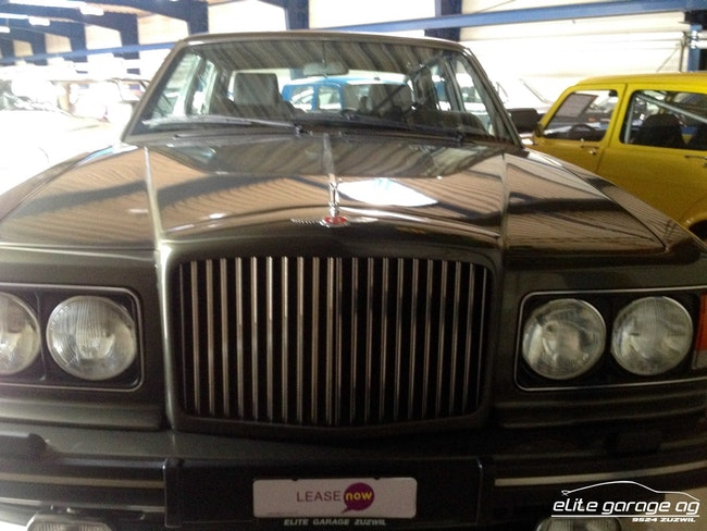 Bentley Turbo R Turbo R 60'100 km 39'800 CHF - kaufen auf carforyou.ch - 1