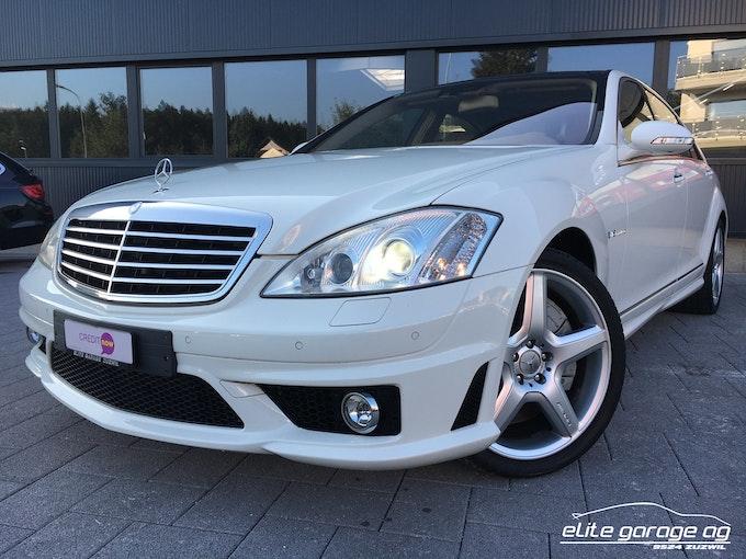 Mercedes-Benz S-Klasse S 65 AMG L 41'300 km CHF54'800 - acquistare su carforyou.ch - 1
