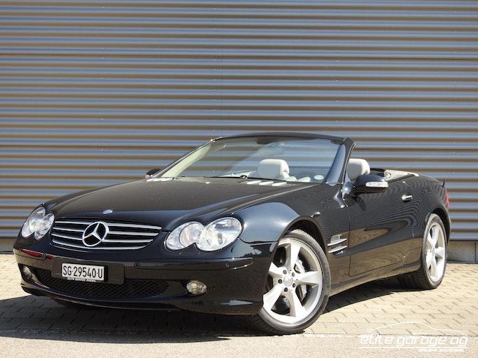 cabriolet Mercedes-Benz SL 600 Automatic