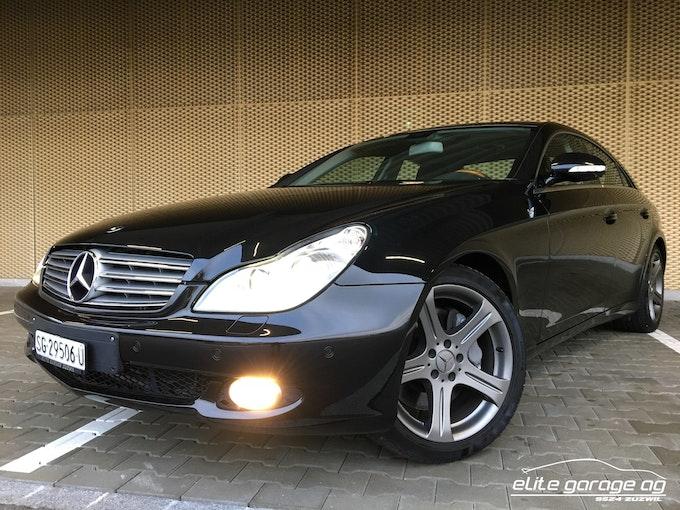 Mercedes-Benz CLS 500 7G-Tronic 103'000 km CHF19'800 - acquistare su carforyou.ch - 1