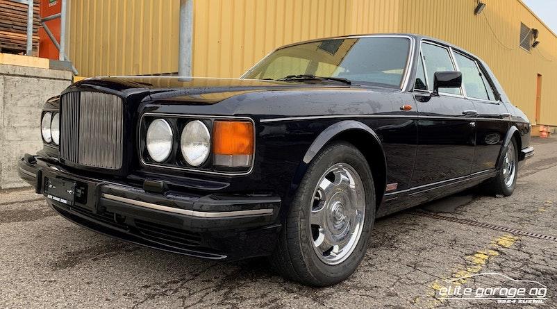 Bentley Turbo R Turbo R 112'500 km CHF24'800 - kaufen auf carforyou.ch - 1