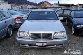 Mercedes-Benz C-Klasse C 180 Esprit 118'200 km CHF4'800 - acheter sur carforyou.ch - 2