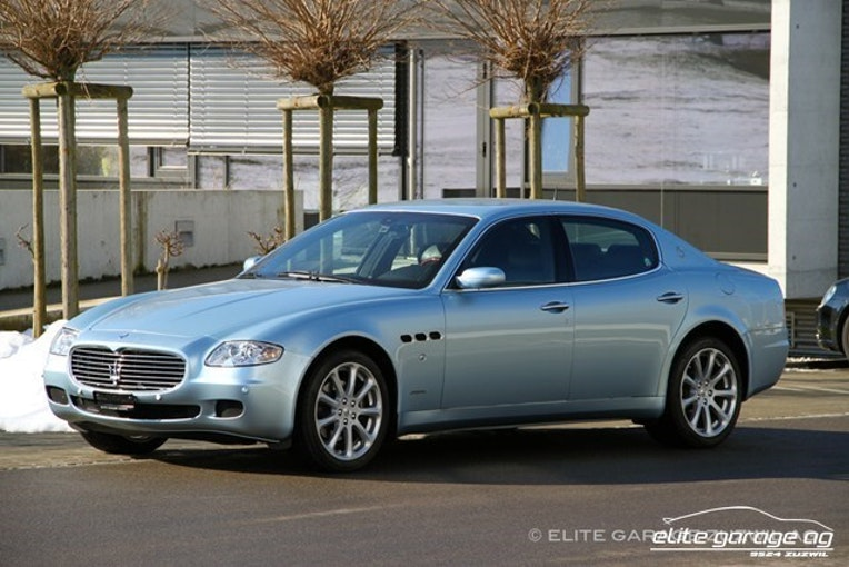 Maserati Quattroporte 4.2 21'500 km CHF34'800 - acquistare su carforyou.ch - 1