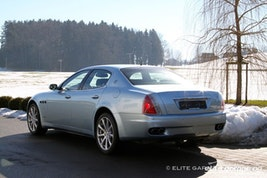 Maserati Quattroporte 4.2 21'500 km CHF34'800 - acquistare su carforyou.ch - 2