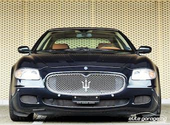 Maserati GT Quattroporte 4.2 Exec. GT 33'600 km CHF46'800 - acquistare su carforyou.ch - 2