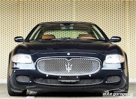 Maserati Quattroporte 4.2 Exec. GT 33'600 km CHF46'800 - acheter sur carforyou.ch - 2