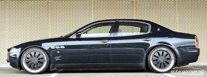 Maserati GT Quattroporte 4.2 Exec. GT 33'600 km CHF46'800 - acquistare su carforyou.ch - 3