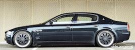 Maserati Quattroporte 4.2 Exec. GT 33'600 km CHF46'800 - acheter sur carforyou.ch - 3
