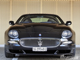 coupe Maserati GT Coupé GranSport
