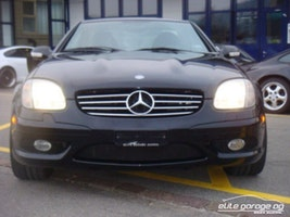 cabriolet Mercedes-Benz SLK 32 AMG