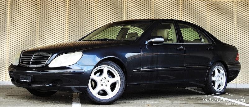 Mercedes-Benz S-Klasse S 320 73'700 km CHF9'800 - acquistare su carforyou.ch - 1