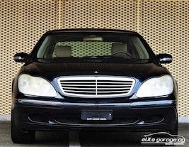 Mercedes-Benz S-Klasse S 320 73'700 km CHF9'800 - acquistare su carforyou.ch - 2