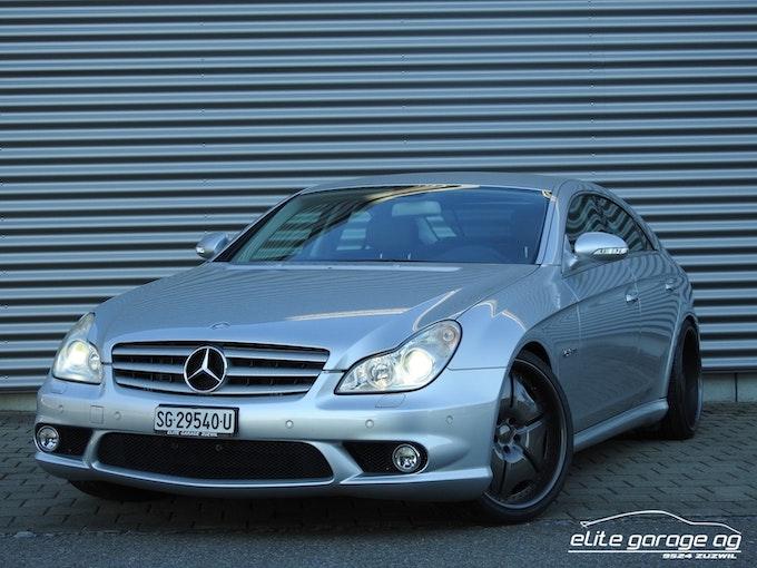 Mercedes-Benz CLS 63 AMG 15'800 km CHF46'800 - buy on carforyou.ch - 1