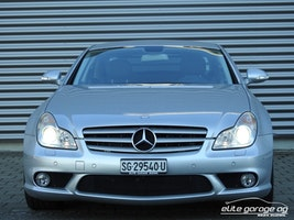 Mercedes-Benz CLS 63 AMG 15'800 km CHF46'800 - buy on carforyou.ch - 2