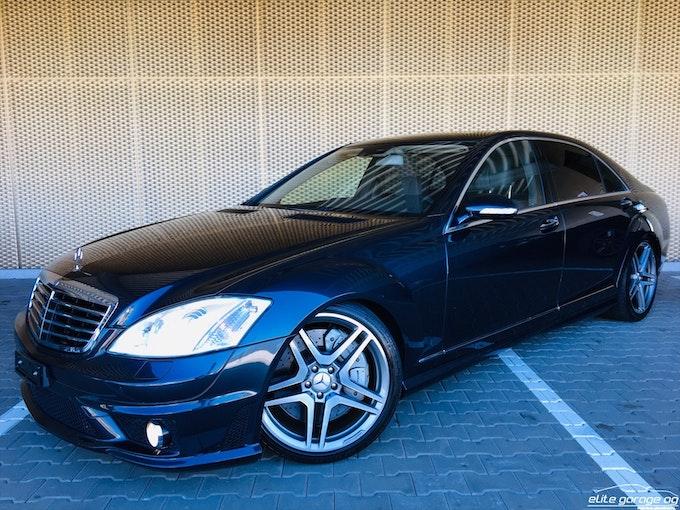 Mercedes-Benz S-Klasse S 65 AMG L Automatic 131'100 km CHF34'800 - buy on carforyou.ch - 1