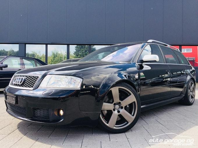 Audi S6 / RS6 RS6 Avant quattro 40'900 km CHF34'800 - acheter sur carforyou.ch - 1